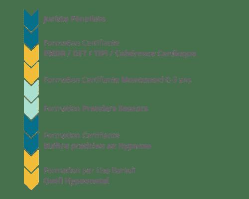 hypnothérapeute eirckosonienne certifiées, outils à l'hypnose, hypnonatal :